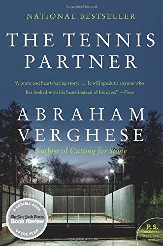 Tennis Partner Abraham Verghese