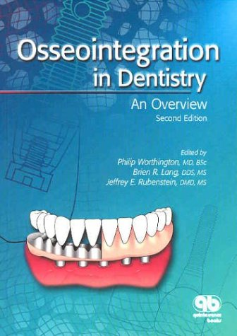 Osseointegration in Dentistry: An Overview Philip Worthington