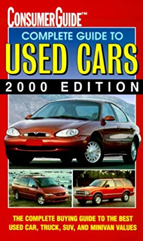 complete guide to used cars consumer guide complete guide to used rh amazon com Consumer Guide Appliances Hyundai Logo