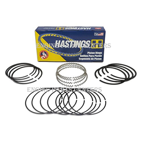 Hastings Std Moly Piston Ring Set Chevy bb 454 427 Standard 4.250