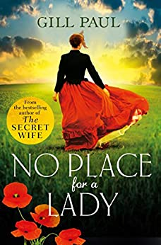 No Place Lady sweeping wartime ebook