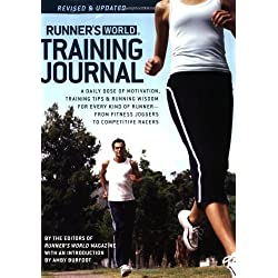 Runner's World Training Journal [Spiral-bound]