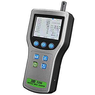 TES 5200 Particle Mass Counter