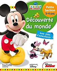 Mickey Découverte du monde Petite Section