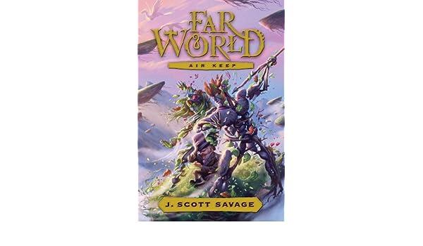 Far World, vol. 3: Air Keep (Farworld) (English Edition ...