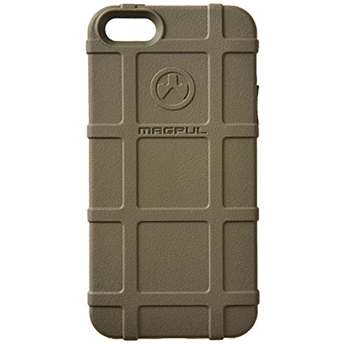 Magpul Industries Field Case Fits Apple iPhone 6 Plus, OD Green