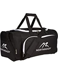 NORTHREADY Sports Duffel Gym Bag for Men, Women & Kids - 24.5 W Medium Large Durable Bags