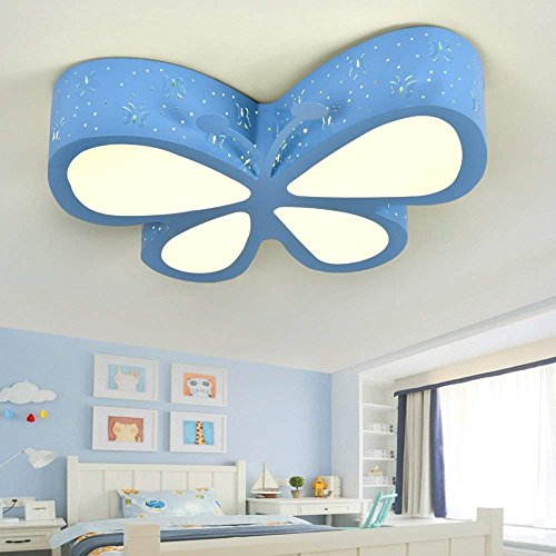 Nochx Kinder Deckenlampe Schmetterling Led Deckenlampe Junge Madchen