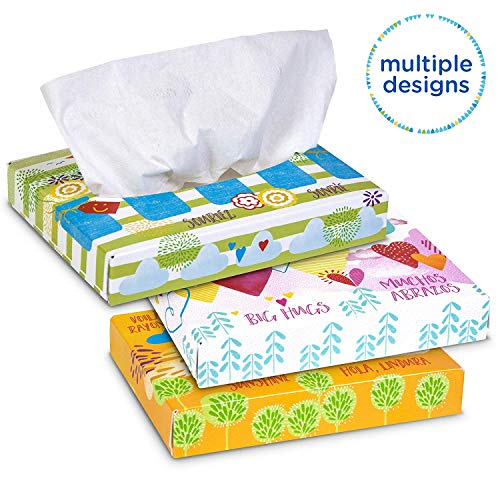 Kleenex Professional Facial Tissue for Business (21195), Flat Tissue Boxes, 80 Junior Boxes/Case, 40 Tissues/Box by Kimberly-Clark Professional (Image #4)