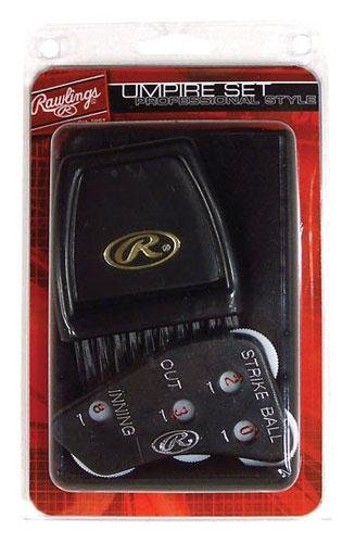 Rawlings Umpire Accessories Set by Rawlings