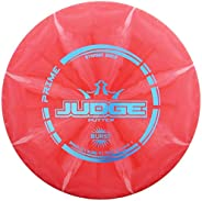 Dynamic Discs Prime Burst Judge Putter Golf Disc [Colors May Vary]