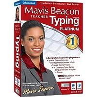 Mavis Beacon enseña a escribir Platino 20 - Versión antigua