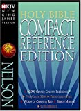 Holy Bible Compact Reference Edition, Thomas Nelson, 0785256369