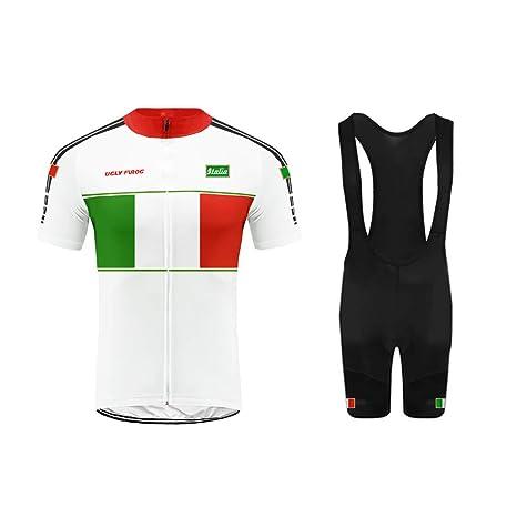 e21fe7d4d089 YZ Uglyfrog Abbigliamento Ciclismo Set, Nuova Collezione Estivo  Abbigliamento Sportivo per Bicicletta Maglia Manica Corta