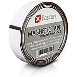 XFasten Flexible Magnetic Tape, 1-Inch x 6-Foot
