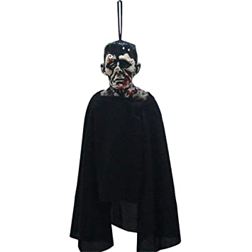 zty66 1pcs halloween props paper durable pendant tag for ghost festival ktv bar window a