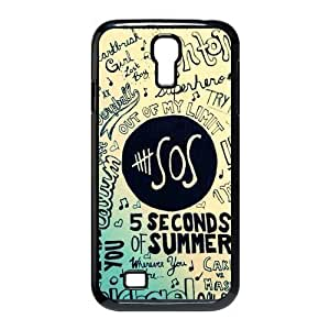 Snap On 5 SOS Design Custom Back Cover Case For SamSung Galaxy S4