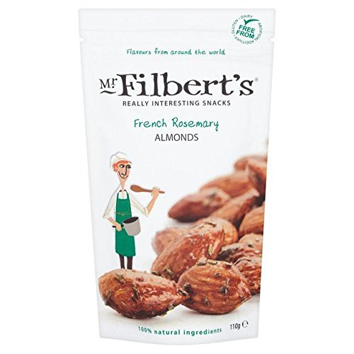 Mr Filbert's French Rosemary Almonds - 110g by Mr Filbert's