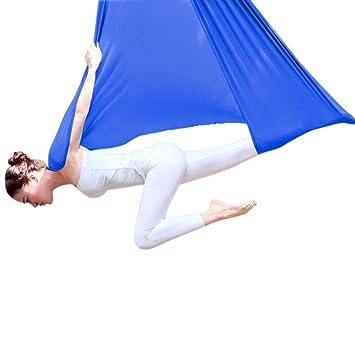 Xuetaimeigu Yoga Aéreo Hamaca Casera Conjunto de Aire Aéreo ...