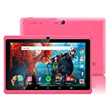 7 inch Tablet Google Android 8.1 Quad Core 1024x600 Dual Camera Wi-Fi Bluetooth
