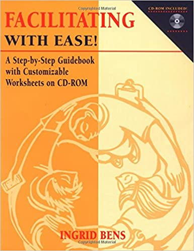 Facilitating With Ease! A Step-By-Step Guidebook with Customizable ...