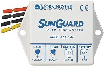 Morningstar SG-4 SunGuard Solar Controller