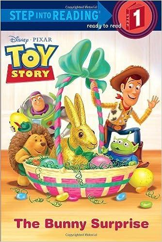 The Bunny Surprise (Disney/Pixar Toy Story) (Step into Reading) by Apple Jordan (2012-01-10)