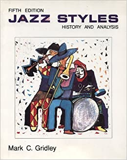 Book Jazz Styles: History & Analysis