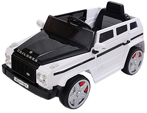 NEW! 12V MP3 Kids Ride On Car Battery Power Wheels RC Remote Control w/ LED Lights from Unbranded