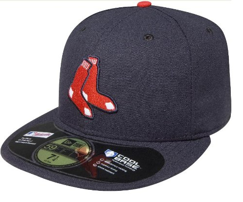 MLB Boston Red Sox Alternate AC On Field - Caps New Era Mlb
