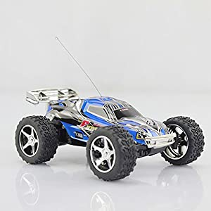 Babrit RC Car 2WD 1:32 Scale Remote Control Electric Racing Car High Speed Vehicle with Rechargeable Battery