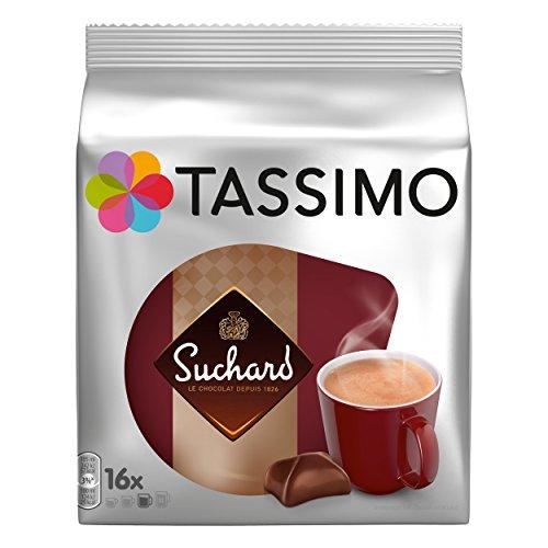 Tassimo Suchard Hot Chocolate Capsules 16 Drinks (Hot Drinks Tassimo)