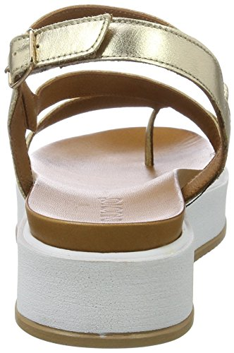 Inuovo 7156 - Tacones Mujer Gold (Gold)