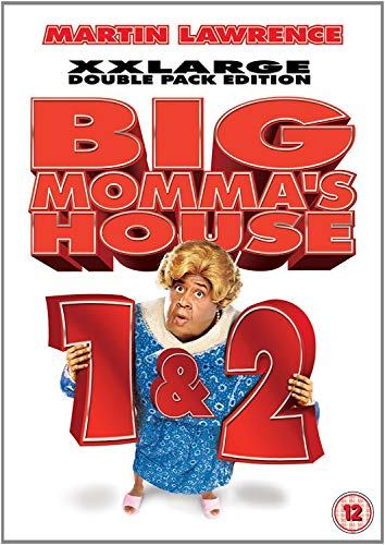Big Momma's House/ Big Momma's House 2 Double Pack [DVD] [2000]