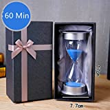 Best Happy Hours Sand Timers - Sparkle 5/10/15/20/30/40/45/60 Minutes Sand Timer Hourglass Gift Box Review