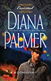 Donavan by Diana Palmer front cover