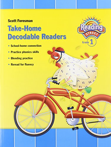 READING 2007 TAKE-HOME DECODABLE READERS GRADE 1