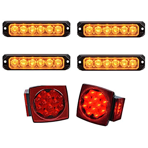 Led Number Plate Lights Flashing in US - 5