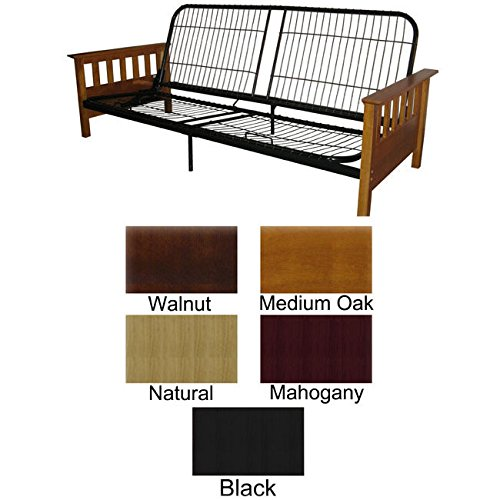 Metro Shop Provo Full or Queen-size Mission-style Futon Sofa Sleeper Frame