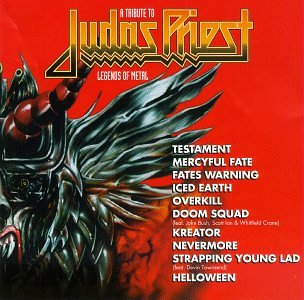 Tribute to Judas Priest-Legend: Va-Tribute to Judas Priest-Leg: Amazon.es: Música