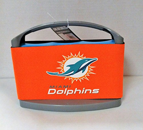 NFL Miami Dolphins Cool Six Cooler