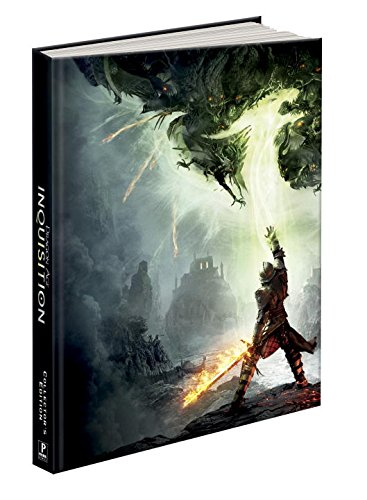 Dragon Age Inquisition Collector's Edition: Prima Official Game Guide by Prima Games
