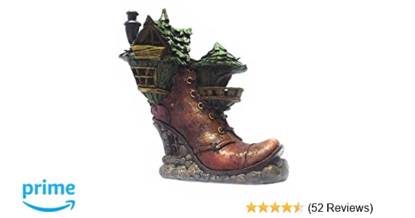 072f7975eb1ff Miniature Ladies Boot Fairy House