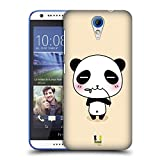 Head Case Designs To Eat Or To Sleep Kawaii Panda Hard Back Case for HTC Desire 816