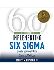 Implementing Six Sigma: Smarter Solutions Using Statistical Methods 2nd Edition