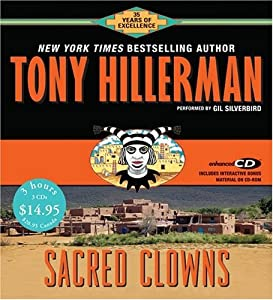 a literary analysis of talking god by tony hillerman Edgar award-winning writer tony hillerman has the ghostway, skinwalkers, a thief of time, talking god literary criticism / american / general literary.