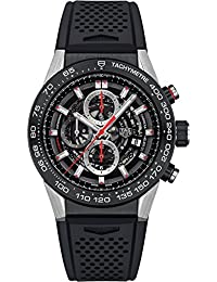 Mens Tag heuer Carrera Calibre Heuer 01 Automatic Chronograph 45 MM CAR2A1Z.FT6044