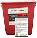 Sharps Container 2 Gallon - Plus Biohazard Disposal Guide