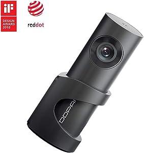 Dash Cam DDPai Minione HD Night Vision 1080P Dash Camera F1.8 Sony IMX307 Night Vison 32GB Car Cam Recorder with G-Sensor Parking Monitor(No Snapshot Button)
