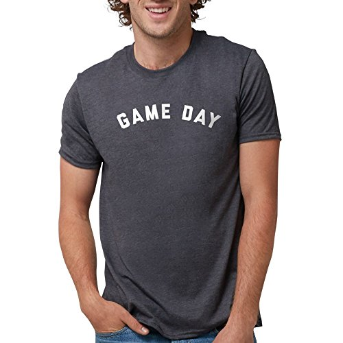 CafePress - Game Day - Mens Tri-blend T-Shirt
